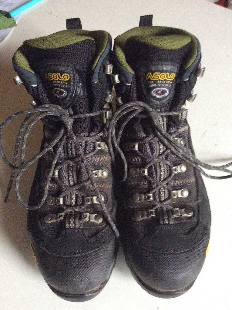 Men's Asolo 3 Season hiking boots size 8 1/2 | in Linlithgow, West ...