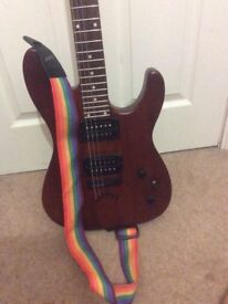 Cheap electric guitar for sale vendetta dean(will take best offer)