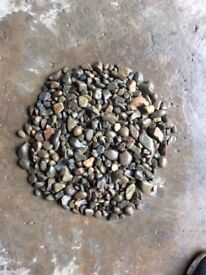 20 mm riverbed garden and driveway chips/gravel
