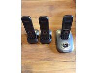 Panasonic KX-TG7521E Dect phone(3)