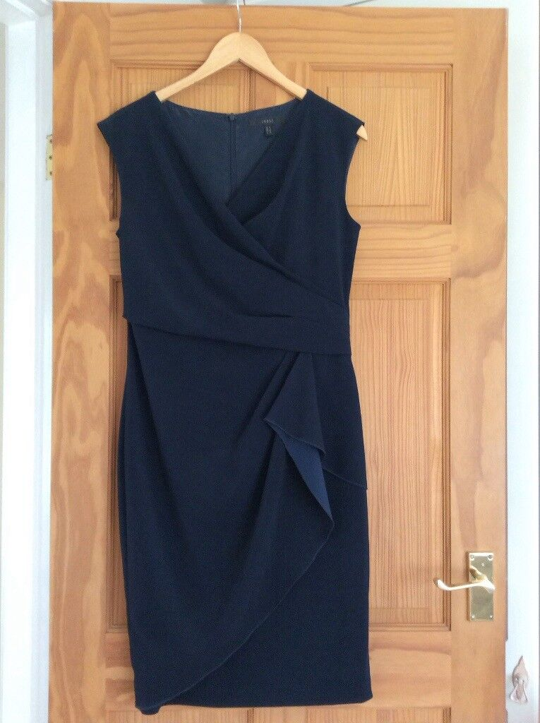 Coast Navy Bodycon Dress