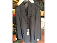 Next men's navy blue suit