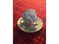 Carolina tea cup and saucer