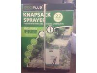Knapsack sprayers