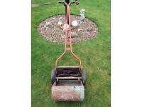 Vintage Qualcast lawn mower
