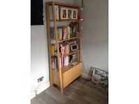 Sapporo Bamboo Bookcase