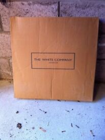 Tiered Twelve Candle Light Candelabra - WHITE COMPANY - in Original Box, New Condition