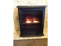 Electric fire - free standing