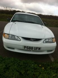 1996 FORD MUSTANG V8 4.6 LPG CONVERTED