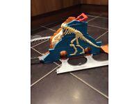 Thomas Take n Play Roaring Dino Run