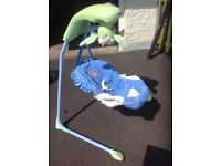 Fisher Price baby swing cradle