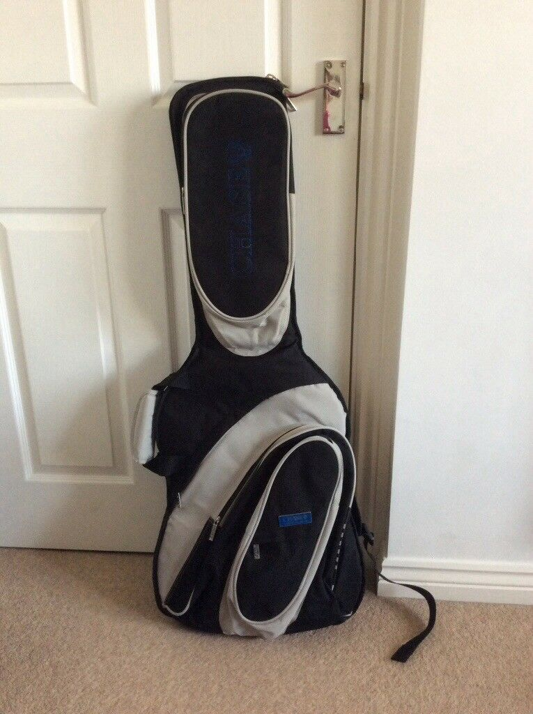 A Padded Guitar Gig Bag. VGC.