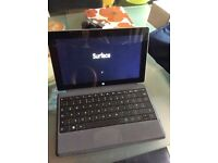 64gb Microsoft surface 2 with 2 keyboards