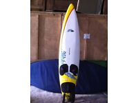 F2 Windsurf board In good condition (Not been used since 2009)