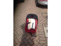 Mothercare Ziba baby car seat group 0 -1