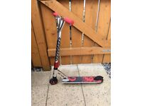 Stunted XTV scooter