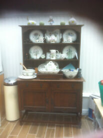 welsh dresser over 100 years old