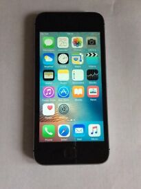 iPhone 5s 16GB grey unlocked to all network