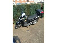 Honda SH300i 2013 Black ABS V Good condition Priced for quick sale