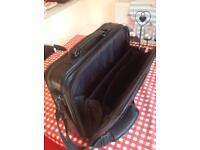 Dell Genuine Leather PVC Premium Laptop Bag