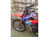 Malaguti dirt bike for sale