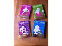 4 Cinnamon Girl books by Cathy Hopkins