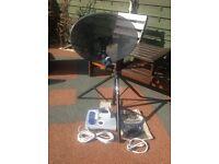 Caravan/Camping Satellite System