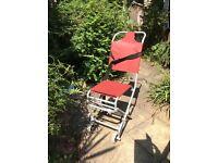 Ambulance chair