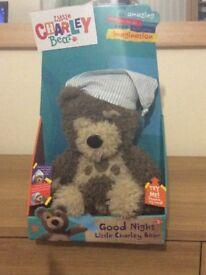Good night Charlie bear