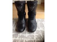 Men's Dainese Motorcycle Boots