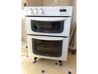 Hotpoint Electric oven and gas hob