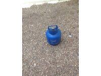 Gas bottle 4.5 full 10bl of gas