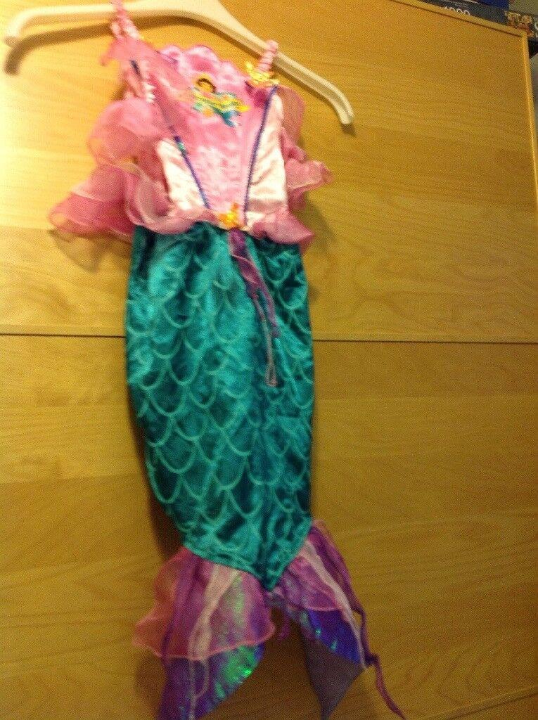 Dora the Explorer mermaid costume