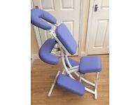 MASSAGE CHAIR - Ecopostural multi-purpose massage chair