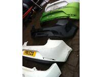 Seat Ibiza rear bumper 2008-2014 £25