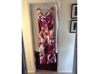 Mother of the bride wedding dress size 14