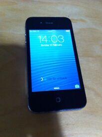 Black iPhone 4 - 8gb
