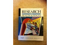 Introduction to Research in the Health Sciences Polgar and Thomas, 5th edition