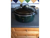 Prima slow cooker 5 litres in excellent condition never been used £5