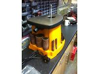 Triton Bobbin Sander / Oscillating Sander, All Complete - Unused, Can Post