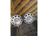 Tyre rim cover for Volkswagen passat