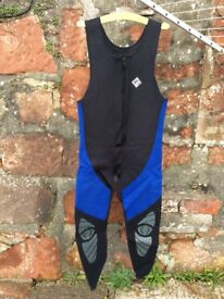 Men's Long John wet suit XL