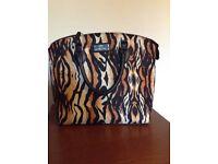 Next handbag in tiger print