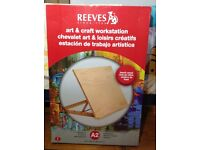 Art & Craft Workstation Reeves ( A 2 )