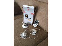 Motorola digital audio monitor MBP161TIMER