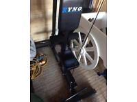 Ryno High and Low Pulley / Lat Pull Down Machine