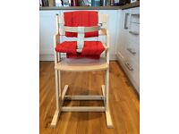 Baby Dan High Chair & Cushion