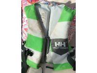 Helly Hansen life jacket