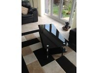 black furniture set in perfect condition
