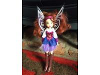 Disney Tinkerbell Pirate Fairy Zarina Doll